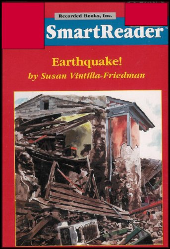 9780788701146: Earthquake! (The Smart Reader Series/Level 2) [1 Audio Cassette/2 Booklets]