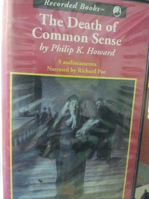 9780788704451: The Death of Common Sense [Paperback] by