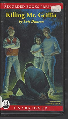 killing mr griffin by lois duncan Killing mr griffin was written in the last great era of juvenile literature prior to the one that is sweeping our youth today i believe this era to have existed.