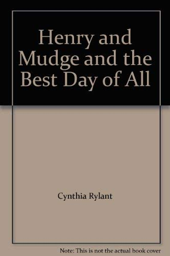 9780788718205: Henry and Mudge and the Best Day of All