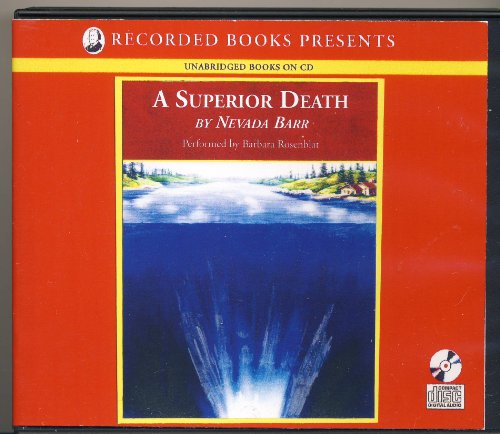 9780788718960: A Superior Death (An Anna Pigeon Mystery)