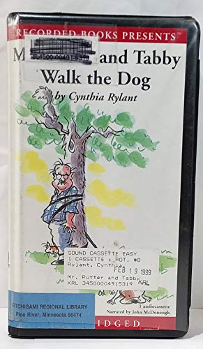 9780788726194: Mr. Putter and Tabby Walk the Dog