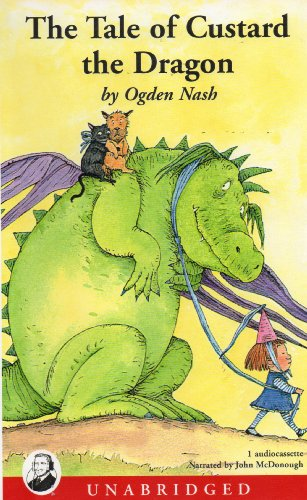 9780788727733: The Tale of Custard the Dragon (Book and Cassette) (Unabridged)