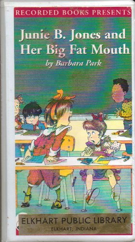 9780788729522: Junie B. Jones and Her Big Fat Mouth