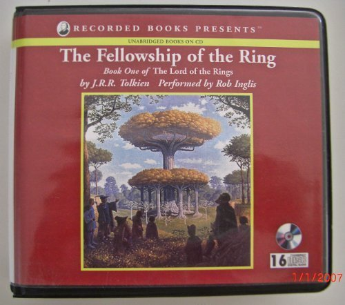 9780788739576: The Fellowship of the Ring: Book One of The Lord of the Rings