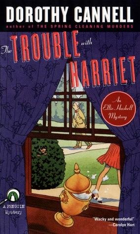 9780788740589: The Trouble With Harriet (Ellie Haskell Mysteries)