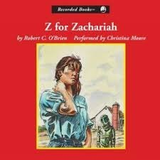 Z For Zachariah: Robert O' Brien