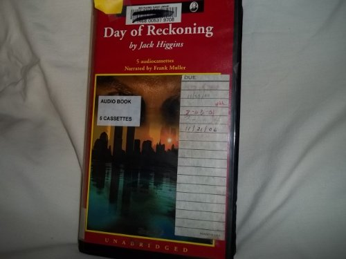 Day of Reckoning: Jack,; Macnee, Patrick (Read by) Higgins