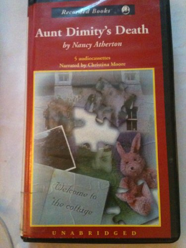 9780788744143: Aunt Dimity's Death