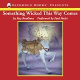 9780788746376: Something Wicked This Way Comes