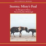 Stormy, Misty's Foal [Unabridged]: Marguerite Henry