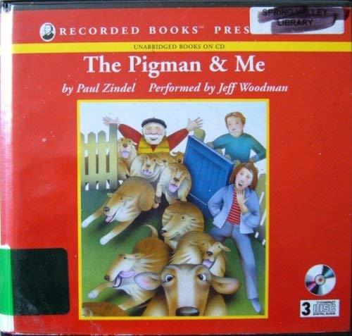 The Pigman & Me-Audio Unabridged CD's: Paul Zindel