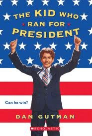 9780788750397: The Kid Who Ran for President [Audiobook] by Gutman, Dan