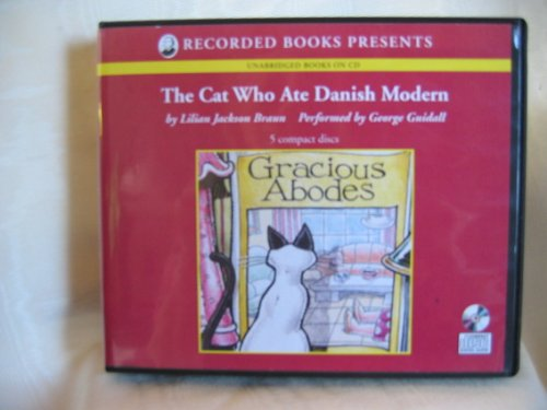 The Cat Who Ate Danish Modern: Braun, Lilian Jackson