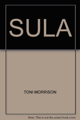 9780788753343: Sula by Toni Morrison, Recorded Books