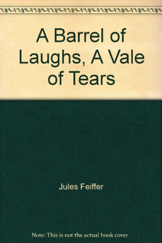 9780788753442: A Barrel of Laughs, A Vale of Tears