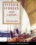 9780788772023: Post Captain [UNABRIDGED CD] (Audiobook) (The Aubrey/Maturin series, Book 2)