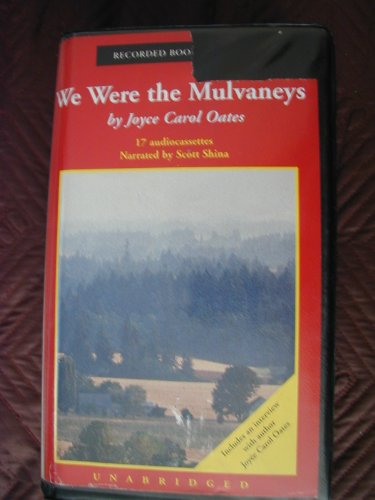 9780788788581: We Were the Mulvaneys: An Oprah's Book Club Selection