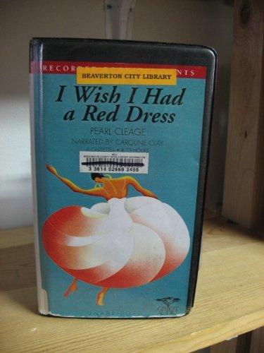 9780788789304: I Wish I Had a Red Dress