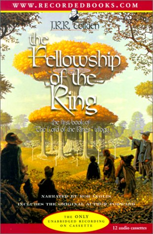 The Fellowship Of the Ring - Unabridged: Tolkien, J. R.