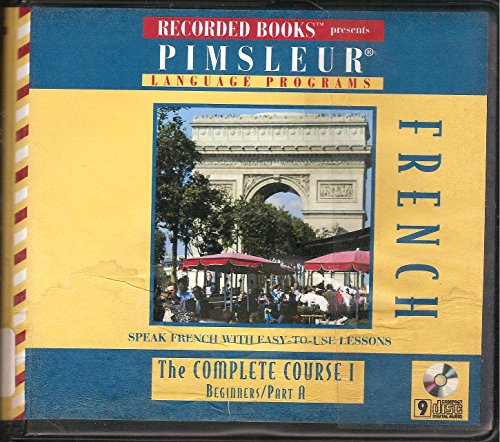 9780788797361: French (European): Complete Course I, Beginning, Part A