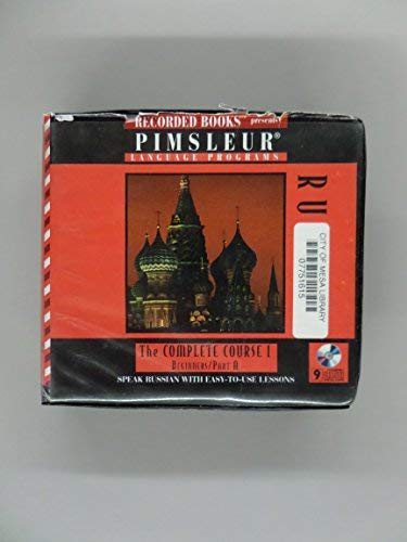 9780788797552: Russian: The Complete Course I, Beginning, Part A