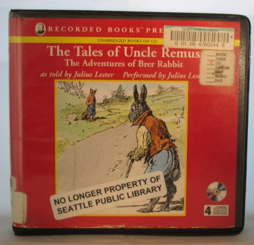 9780788798610: The Tales of Uncle Remus the Adventures of Brer Rabbit