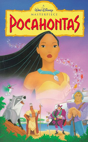 9780788803741: Pocahontas (Walt Disney's Masterpiece) [VHS]