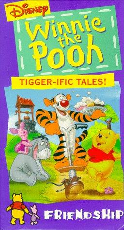 9780788807237: Winnie the Pooh: Tigger-Ific Tales [VHS]