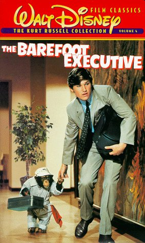 9780788811265: The Barefoot Executive [VHS]