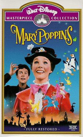 9780788812262: Mary Poppins [VHS]