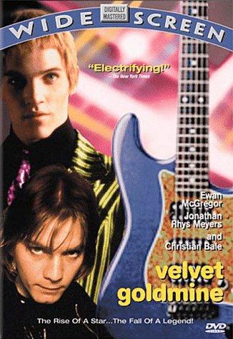 9780788815744: Velvet Goldmine [Reino Unido] [DVD]