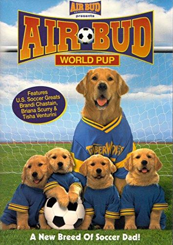 9780788823466: Air Bud: World Pup (Disney DVD)