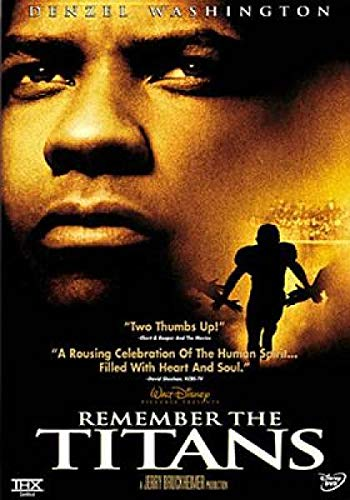 9780788826856: Remember the Titans (Widescreen Edition)