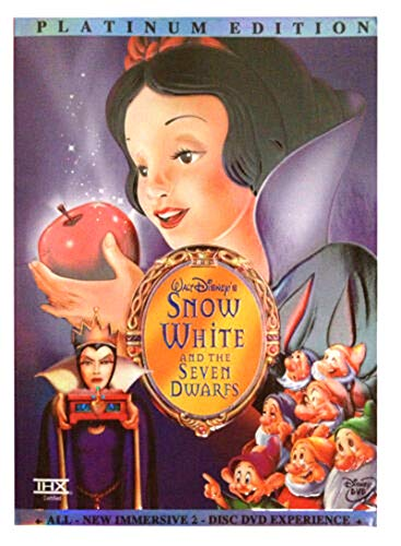 Snow White and the Seven Dwarfs - Platinum Edition