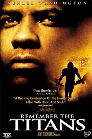 9780788829185: Remember the Titans (Full Screen Edition)