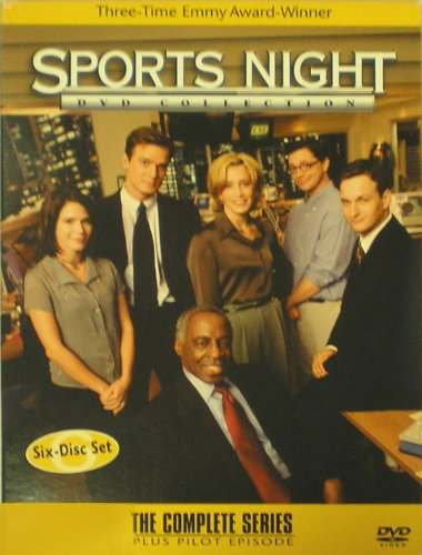 9780788839030: Sports Night DVD Collection: The Complete Series Plus Pilot Episode