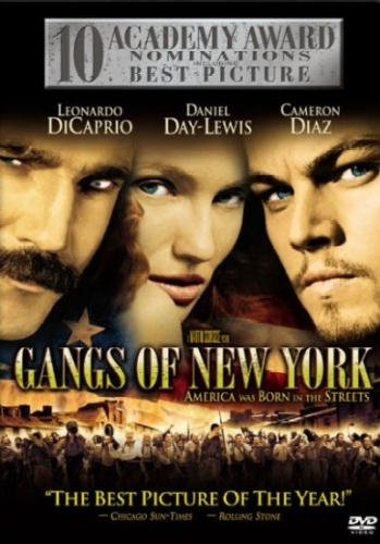 9780788846366: Gangs of New York [2002] (REGION 1) (NTSC)