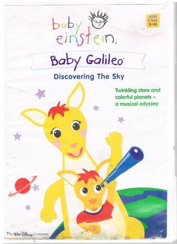 9780788847219: Baby Einstein - Baby Galileo - Discovering the Sky