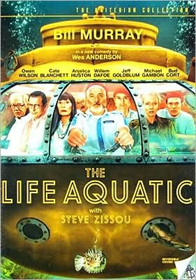 9780788858307: The Life Aquatic with Steve Zissou (The Criterion Collection)