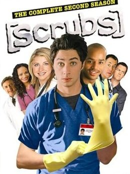 9780788859151: Scrubs - The Complete Second Season