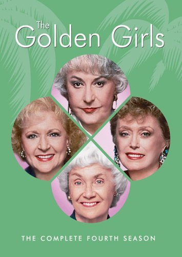 9780788859762: The Golden Girls: Season 4