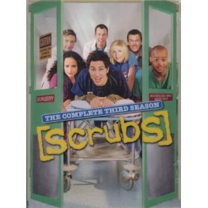9780788860966: Scrubs: The Complete Third Season (special slip cover edition)