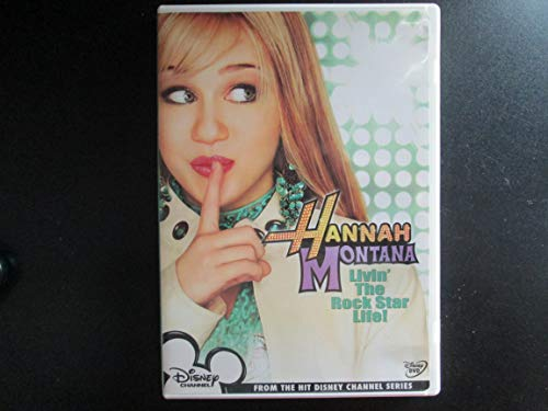 9780788870743: Hannah Montana: Livin' the Rock Star Life