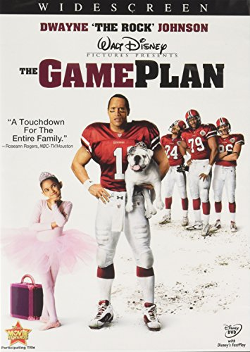 9780788883309: The Game Plan (Widescreen Edition)