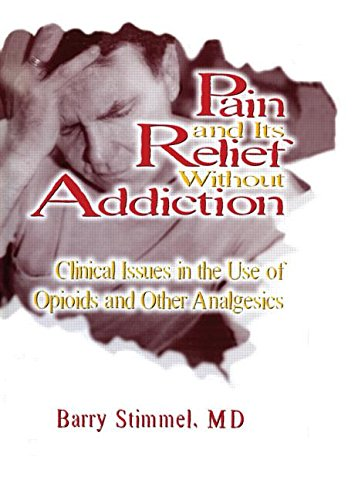 9780789001269: Pain and Its Relief Without Addiction: Clinical Issues in the Use of Opioids and Other Analgesics
