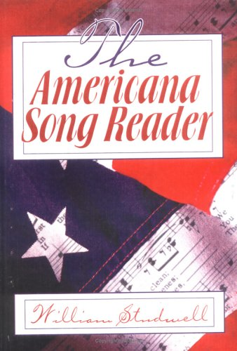 9780789001504: The Americana Song Reader (Haworth Popular Culture)