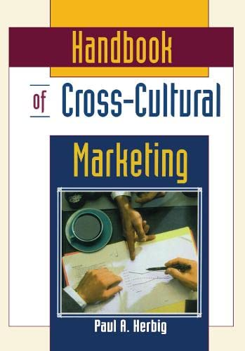 9780789001542: Handbook of Cross-Cultural Marketing