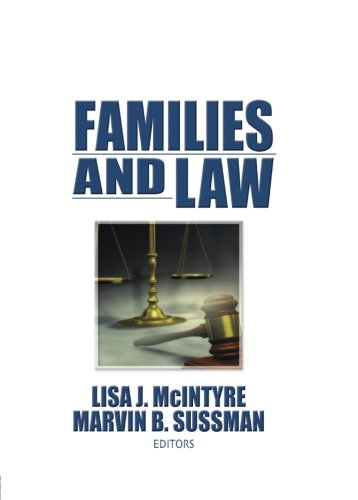 9780789002150: Families and Law (Marriage & Family Review, Vol 21, No 3-4)