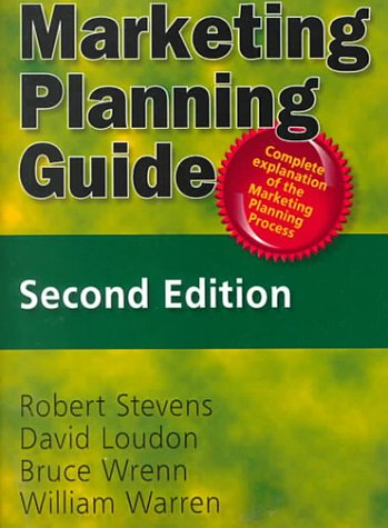 9780789002419: Marketing Planning Guide (Haworth Marketing Resources)